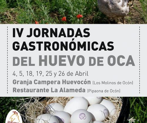 Jornada Huevo De Oca La Alameda De Pipaona